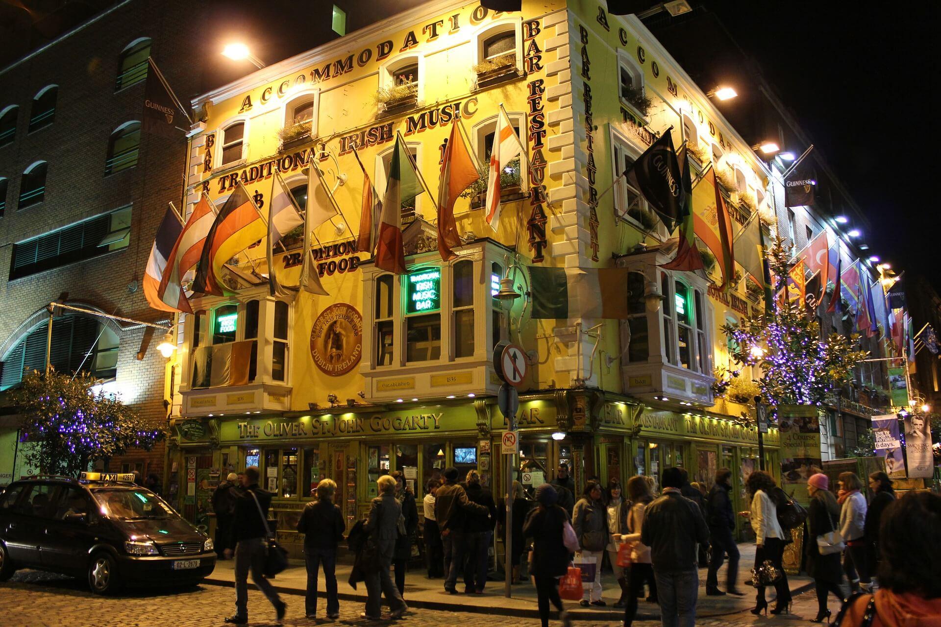 Dublin City Break 163 53 Trektrendy